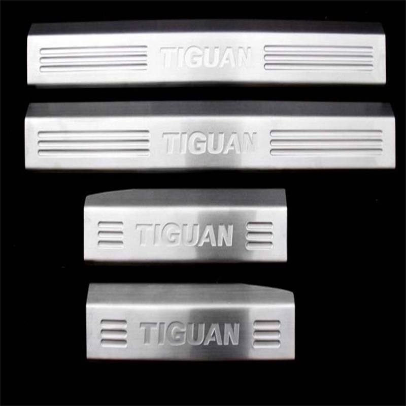 For-Volkswagen-VW-Tiguan-Scuff-Plate-Inner-Door-Sills-Guard-2010-2011-2012-2013-Tiguan-Welcome (2)