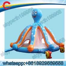 free sea shipping to port,octopus commercial  inflatable bounce house,heavy duty inflatable jumper bouncers