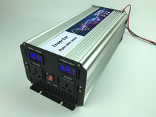 Solar Grid off Inverter 5000W/5KW Surge Power 10000W/10KW DC24V/48V to AC220V/230V/240V,50HZ Solar Pure sine wave Converter