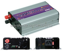 300W solar grid tie inverter solar on grid inverter with input 10.8V-30V/22V-60V  output 90V-130V/190V-260V