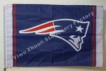 New England Patriots USA Team Logo NF* Premium Team Football Flag 3X5FT LGNEP02