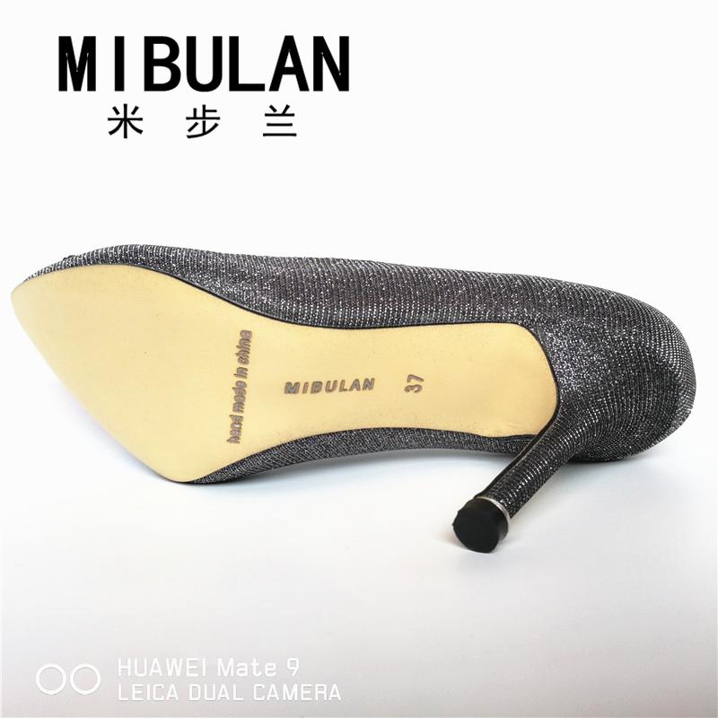 HTB1WEavRVXXXXatXpXXq6xXFXXXm - Free Shipping classic silk stain diamond buckle wedding heels, female shining silk stian buckle big size party pumps, 33-43
