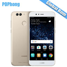 International ROM Huawei Nova 2 4GB RAM 64GB ROM 20.0MP Front Camera Mobile Phone 5.0 inch Kirin 659 Octa Core Android 7.0 S(China)