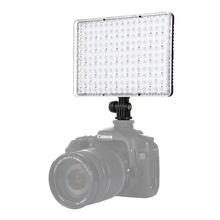 Buy PULUZ Photo Studio Lighting DSLR LED 1290LM 5600K Dimmable Studio Video Photo Light 2 Filter Plates Canon Nikon DSLR Camera for $29.17 in AliExpress store