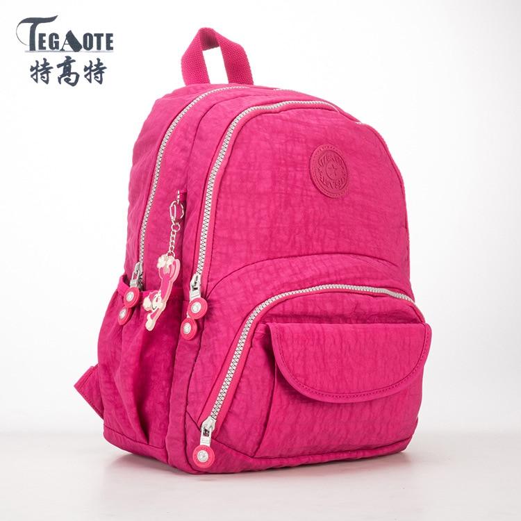 2017 Women Backpack Waterproof Nylon Men and Women Backpacks Female Casual Travel bag Bags Kipled mochila feminina 1320<br><br>Aliexpress