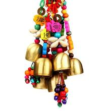 Mobile Garden Wind Chime Bell Creative Outdoor National Home Pop Hot Yard New Copper Living Decor Fashion