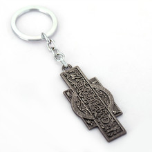 Classic Key Chain Song Of Ice And Fire Key Rings For Gift Chaveiro Car Keychain Souvenir Wholesale&Retail 11330(China)
