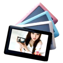 8GB T13 4.3 inch HD definition touch screen Mp4 Mp5 player+TV out+Video+FM radio+ebook russian spanish Portuguese digital