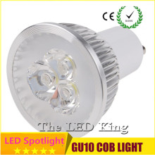 Best Price LED Spotlight GU10 GU5.3 MR16 3w 5W 9W 12w 15w 110V 220V 12V dimmable Christmas Led ceiling bulb lamp cool warm white