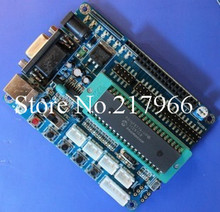 PIC16F877A Development Board PIC PIC experimental board minimum system circuit board to send the source code(China)