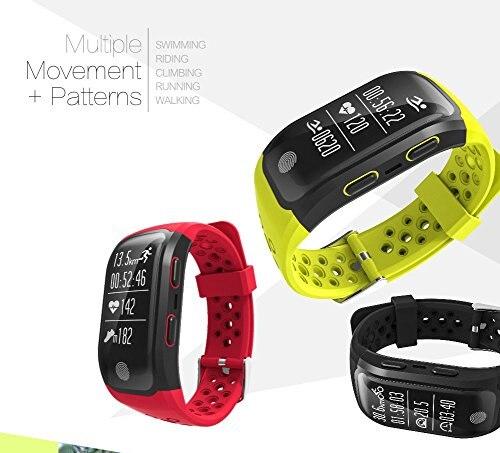 Smartwatch GPS IP68 Waterproof Wristband (4)