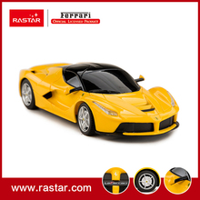 Rastar Licensed 1:24 Ferrari LaFerrari Full Function Playing Model Car Kids RC Toys Remote Control 4 Channel Car 48900