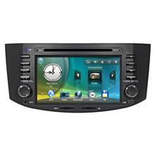 "7"" Car Radio DVD GPS Navigation Central Multimedia for Changan Channa Alsvin SD SWC RDS Analog TV Phonebook Bluetooth Handsfree"
