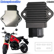 New Motorcycle Regulator/Rectifier Fit For Honda CB 400 F2 & F3 Super Four (NC31) CSL2017(China)