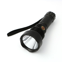Super bright big head 2000LM Aluminum linternas T6 Led Flashlight Torch 3 Mode Light Hunting tactical Flash Light