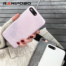 Buy Luxury Bling Shining Mermaid Fish Scales Laser Colorful Soft Case iPhone 7 6 6S Plus Phone PU Leather Cover Back iPhone7 for $1.50 in AliExpress store
