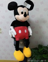 Free Shipping 100cm=39.3'' Large Mickey Mouse Stuffed Animal Toys,Giant Mickey Mouse Plush Toys For Christmas Gifts