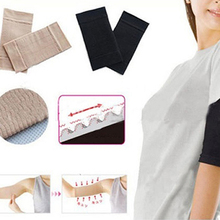 Hot item!Women Weight Loss Calorie Off Fat Buster Arm Shaper Slimmer Wrap Belt Beauty(China)