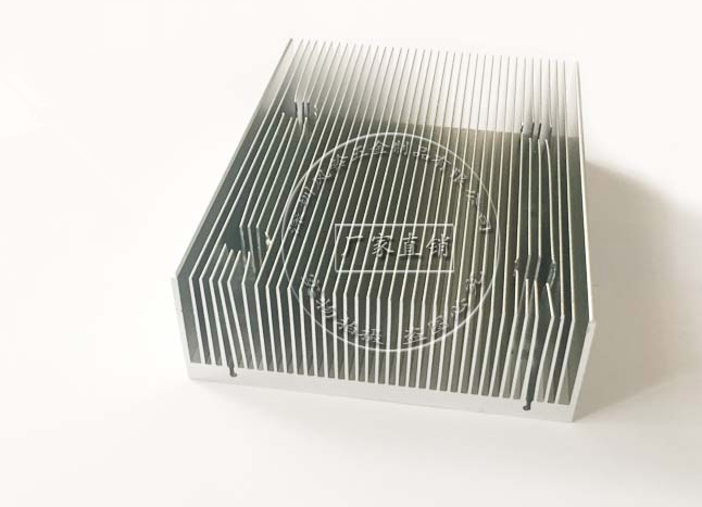 Fast Free Ship high-power radiator  Dense tooth heatsink 125*45*160mm power amplifier aluminum heat sink<br>