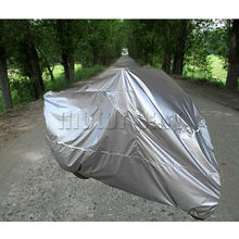 Universal Motorcycle Cover Outdoor Dust UV Protective Rain Waterproof Motor Moped Scooter Bikes Motorbike Garments Accessories