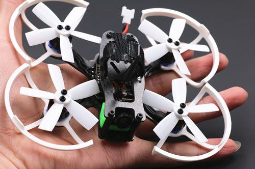 LANTIAN 90L 90mm Brushless FPV Racing Drone with FRYSKY receiver