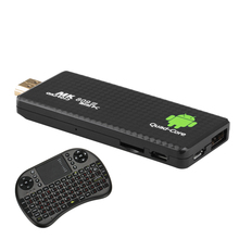 MK809 III 2GB 8GB Smart Android 5.1 TV Dongle RK3229 Quad Core 4K TV Stick KODI XBMC Mini PC DLNA WiFi Media Player +RU Keyboard