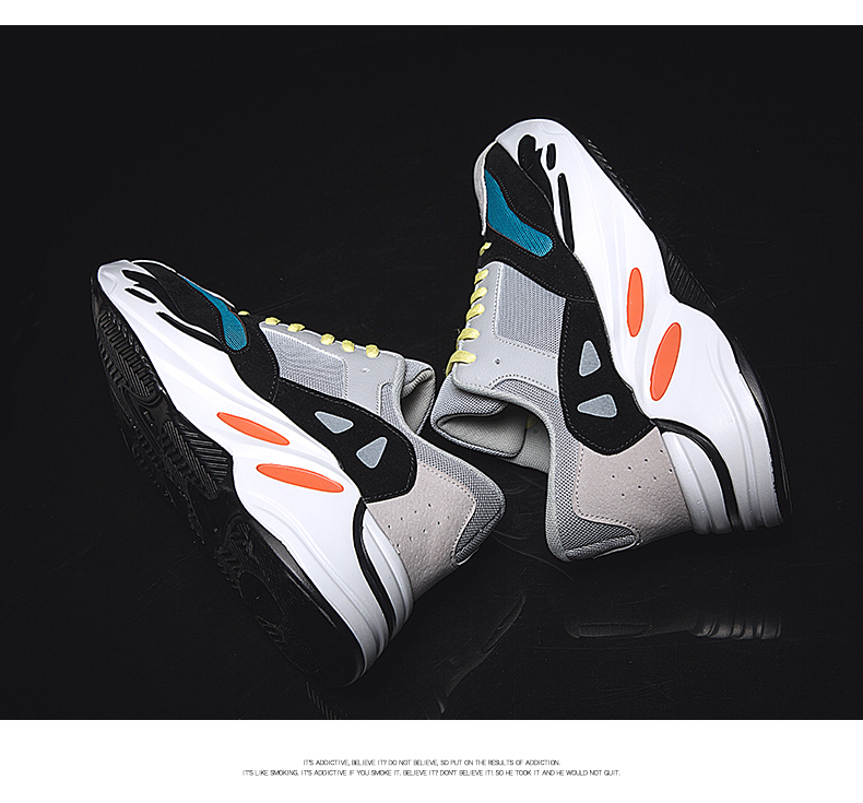 Unseix Air 700 running shoes mens outdoor athletic sport jogging elastic zapatos de mujer comfortable running sneakers 102 Online shopping Bangladesh