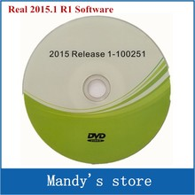 New version Software (2015.1 R1) Without Activtor/Keygen on CD/Disk/DVD For VD TCS cdp pro plus 2015 Release 1 Free active