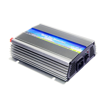 MAYLAR@ 10.5-30Vdc 600W Solar Grid Tie Inverter Output 180-260Vac,Pure Sine Wave power inverter For Home Solar System(China)