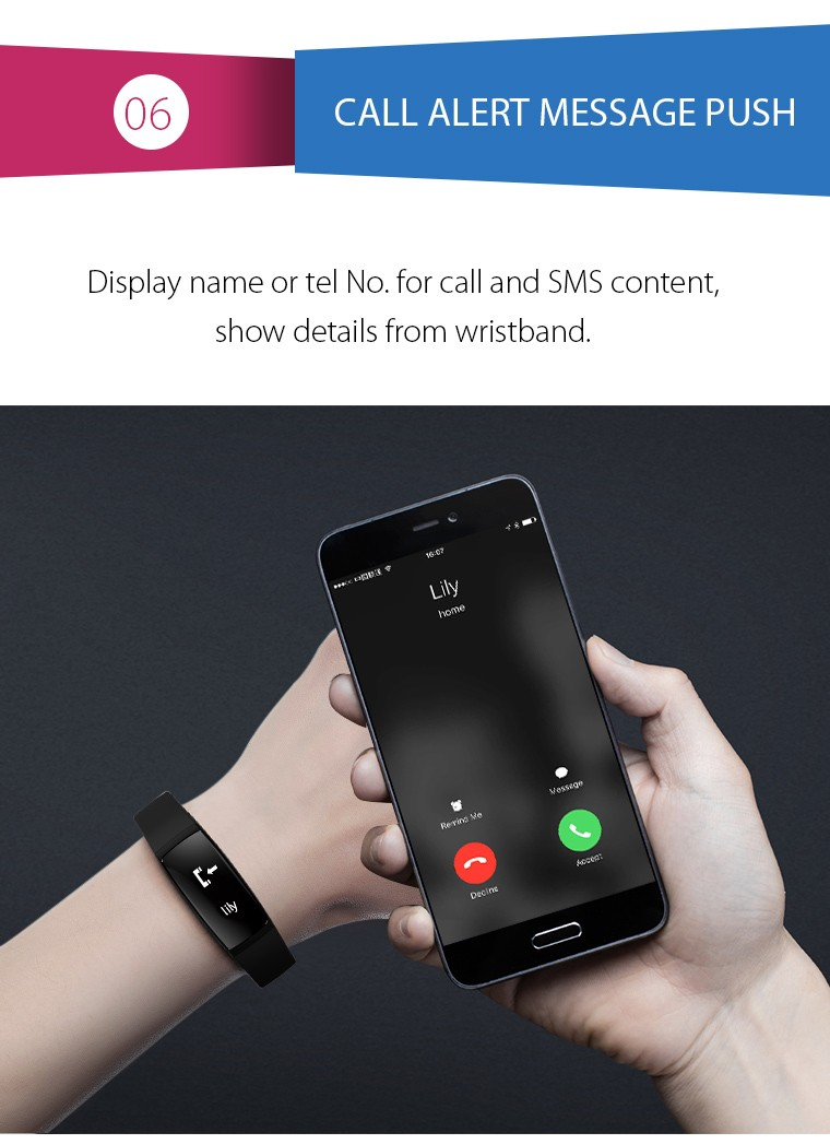 V07 Smart Wristband Band Heart Rate Monitor Blood Pressure Bracelets pedomet Bracelet Fitness Tracker SmartBand For iOS Android 10