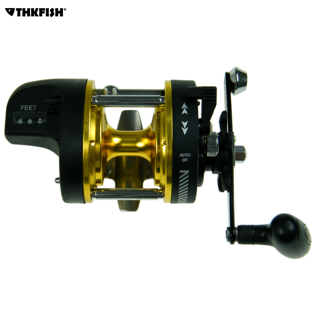 Fishing Reel Redman 3 +1BB AT20 Fishing Reels Saltwater Boat Tackle Drum Conventional Spinning Reels<br>