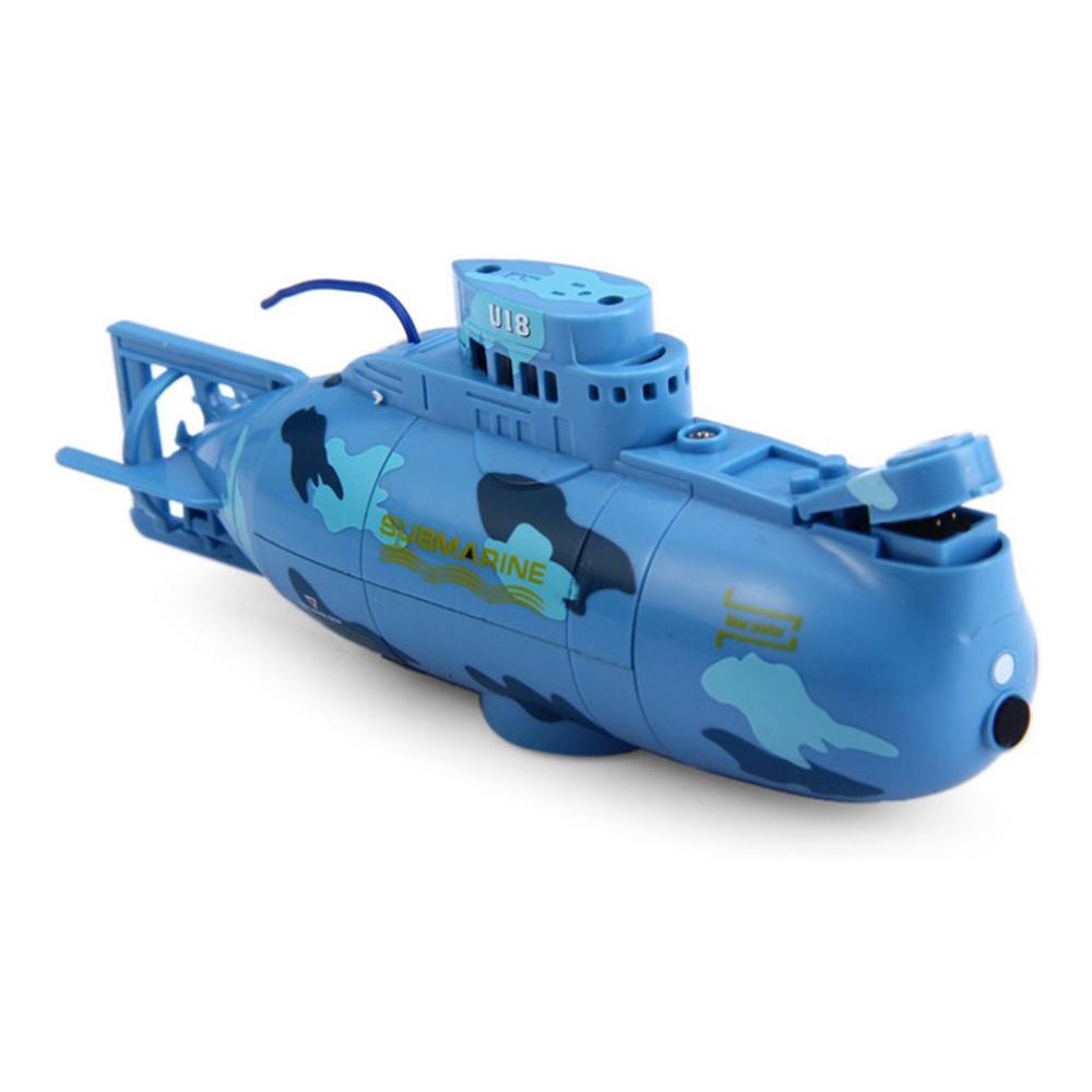 RC Submarine 6 Channels High Speed Radio Remote Control Electric Mini Radio Control Submarine Children Toy Boys Model Toys Gifts 5