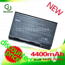 Golooloo 4400mAH Battery For Acer  290 9010   9100 9101  9103  9104  9104  9105 9500  9501 9502 9503 9504 2353 2354 2355
