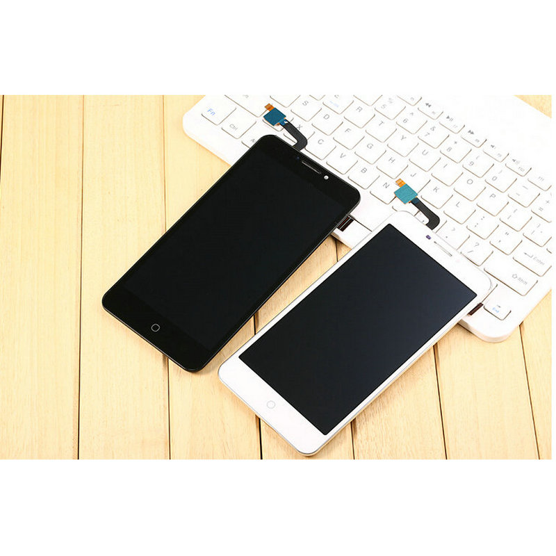 In stock Coolpad F2 Touch screen+LCD Display for Coolpad F2 8675 Octa Core 4G LTE FDD 5.5 inch Touch panel Mobile phone<br>