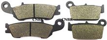 F+R Brake Pad Set fit YAMAHA 250 YZF YZF250 2008 2009 2010 2011 2012 2007 - 2013(China)