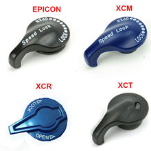 SR Suntour MTB Bike Bicycle Part XCR XCT XCM Epicon Front Fork Speed Lock Cap Cover bicycle fork parts