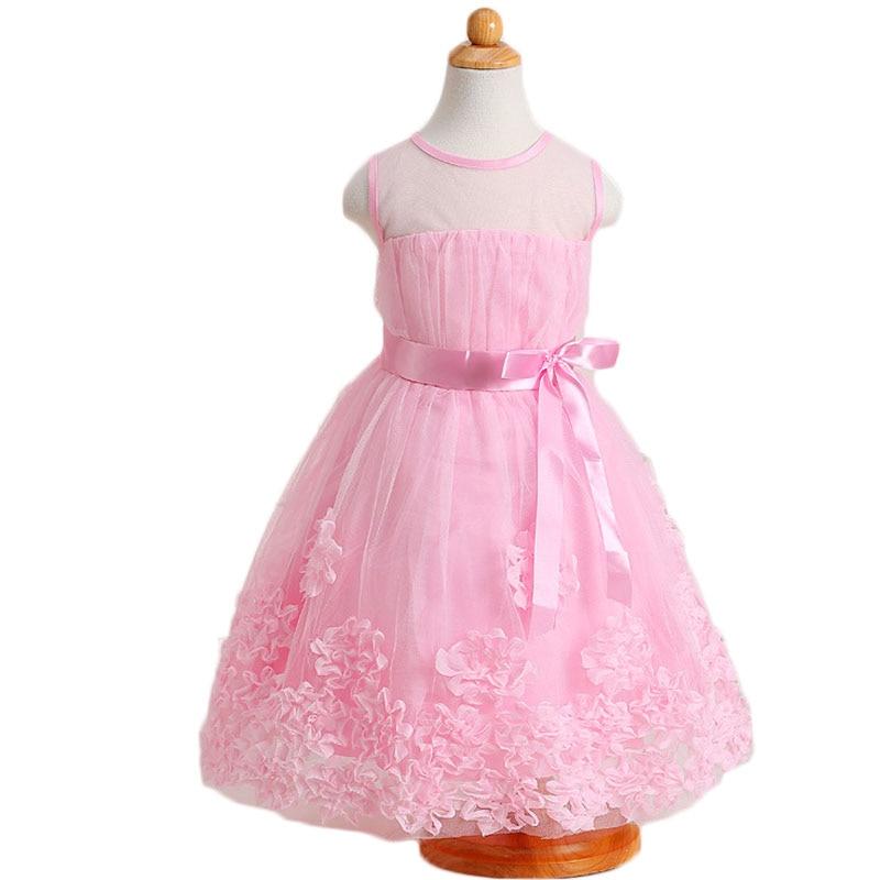 Children Girl Summer Dress White Lace Dresses Party Dresses Tutu DresseFor Girls Evening Birthday Kids Dress Popular Kids Gifts<br>