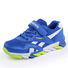 New 2017 children shoes girls and boys running sports shoes kids sneakers breathable Athletic comfortable outdoor shoes Trainers(China)