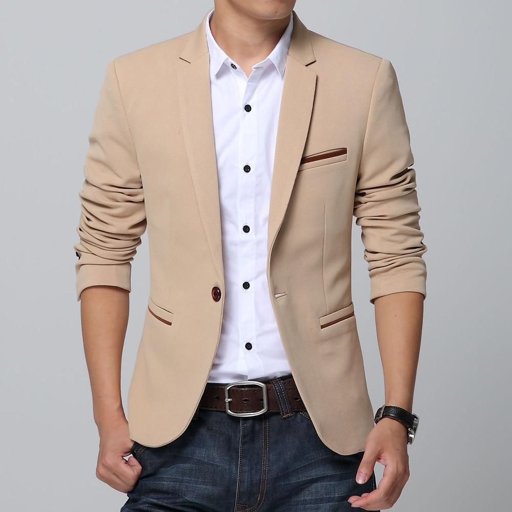 1 button suit fashion 2