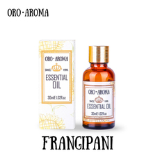 Famous brand oroaroma natural aromatherapy Frangipani oil Clean air Repel mosquitoes perfume material Frangipani Essential oil(China)