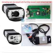 Factory Price for Version V160 Renault Can Clip Professional Diagnostic Tool renault can clip scanner with Multi-language