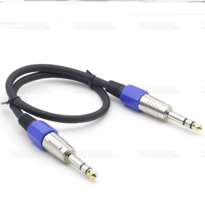 20pcs Factory Outlets XLR Connector Cable Microphone Audio Guitar Wire Plug
