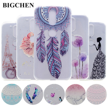 "Soft TPU Patterns Case For Motorola Moto G4 G 4 Plus case For Funda Skin Gel Soft Cover For Moto G4 Plus 5.5"" Cell Phone Case"