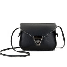 PU leather mini women handbag ladies crossbody shoulder bag female phone pouch small money bag bolsa feminina bolso for girls(China)