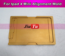 Mould For iPad mini 4 Metal Aluminum Alignment Mold For Broken Display Digitizer LCD Screen Glass Refurbishment Tool