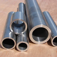 dia 20mm  thick 2mm TA1 TA2  Seamless titanium pipe fittings tube exhaust pipe All sizes in stock