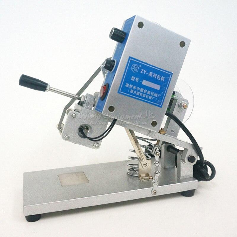 ZY-RM5 bag date printer,date code ribbon printer,Hot foil stamping machine<br>