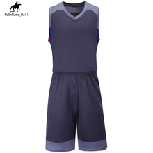 2017 New High-Quality Basketball Suit Sets Of Breathable Sleeveless Training Clothes Summer Latest Size 5XL 27.9