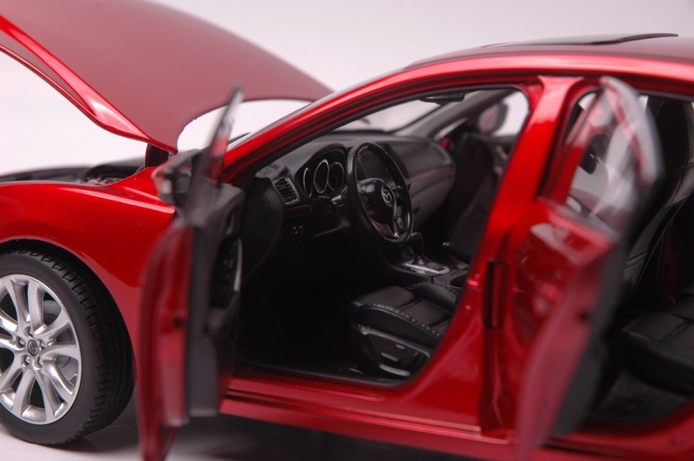 Mazda Atenza car model in scale 118 r 8