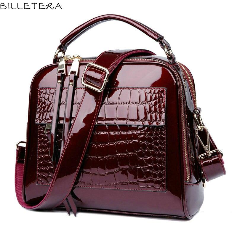 Fashion Women Handbag Shoulder Bag PU  Leather Lady Handbag Shoulder Messenger Bag Cross Body Women Bag<br>